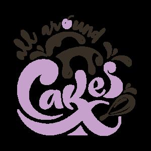 Logo all around cakes