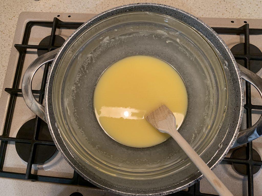 Soufflè al pistacchio